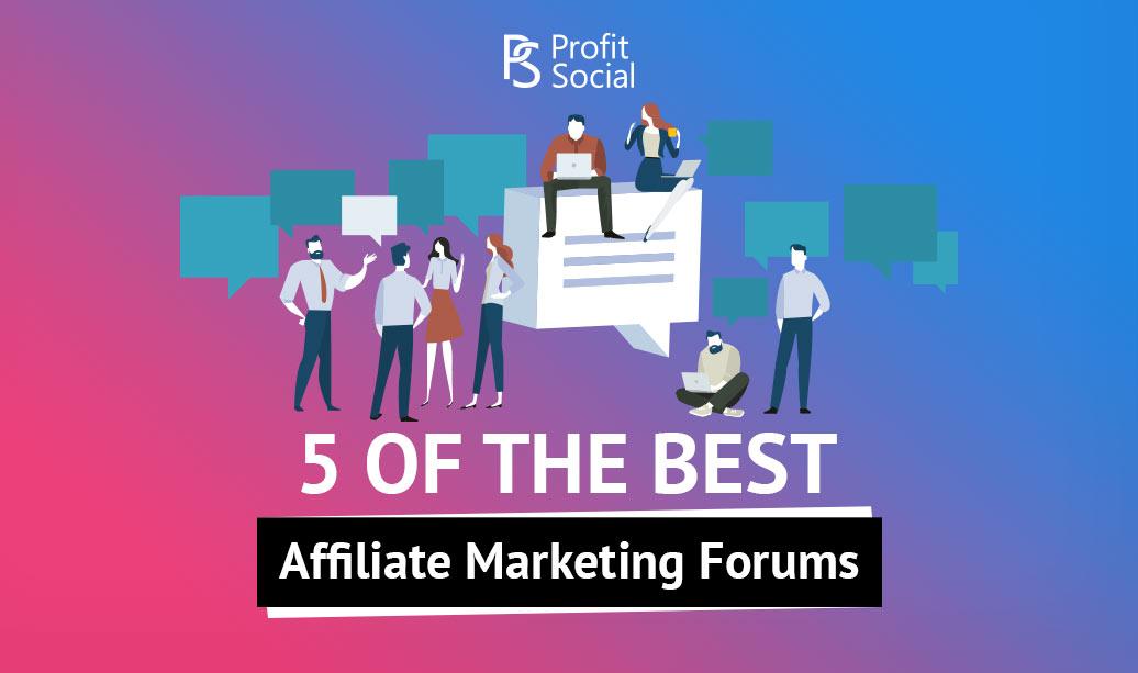affiliate marketing forums list