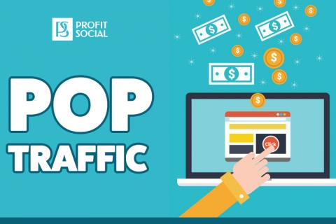 ad pop traffic