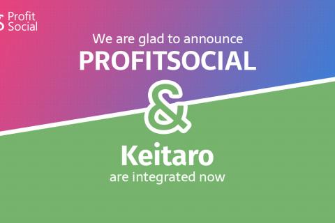 keitaro profitsocial integration