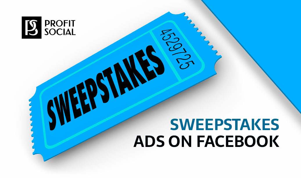 sweepstakes on Facebook